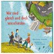 Cover-Bild zu Murray, Marie: Weltkugel 5: Wir sind gleich und doch verschieden