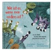 Cover-Bild zu Spilsbury, Louise: Weltkugel 4: Wie ist es, wenn man anders ist?