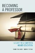 Cover-Bild zu Iding, Marie K.: Becoming a Professor