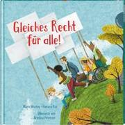 Cover-Bild zu Murray, Marie: Weltkugel 8: Gleiches Recht für alle!