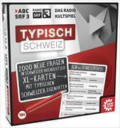 Cover-Bild zu ABC SRF 3 - Typisch Schweiz