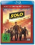 Cover-Bild zu Kasdan, Jon: Solo: A Star Wars Story
