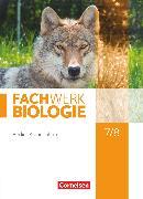 Cover-Bild zu Hampl, Udo: Fachwerk Biologie, Berlin/Brandenburg, 7./8. Schuljahr, Schülerbuch