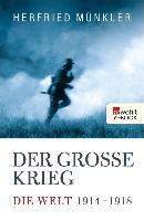 Cover-Bild zu Münkler, Herfried: Der Große Krieg (eBook)
