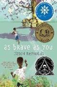 Cover-Bild zu Reynolds, Jason: As Brave As You