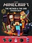 Cover-Bild zu AB, Mojang: Minecraft The Nether and the End Sticker Book