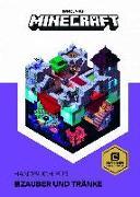 Cover-Bild zu Mojang: Minecraft, Handbuch für Zauber und Tränke