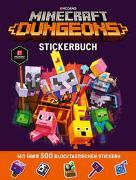 Cover-Bild zu Mojang: Minecraft Dungeons Stickerbuch