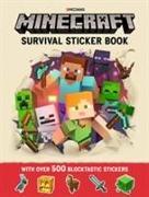 Cover-Bild zu AB, Mojang: Minecraft Survival Sticker Book