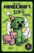 Cover-Bild zu AB, Mojang: Minecraft Joke Book