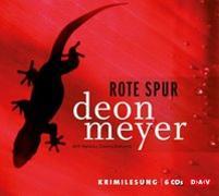Cover-Bild zu Meyer, Deon: Rote Spur (6 CDs)