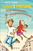 Cover-Bild zu Herden, Antje: Anton und Marlene und die wahrscheinlichen Unwahrscheinlichkeiten (eBook)
