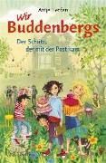Cover-Bild zu Herden, Antje: Wir Buddenbergs - Der Schatz, der mit der Post kam (eBook)