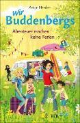 Cover-Bild zu Herden, Antje: Wir Buddenbergs - Abenteuer machen keine Ferien (eBook)