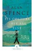 Cover-Bild zu Spence, Alan: Its Colours They Are Fine