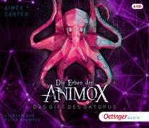 Cover-Bild zu Carter, Aimée: Die Erben der Animox 2. Das Gift des Oktopus