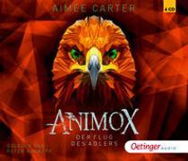 Cover-Bild zu Carter, Aimée: Animox 5. Der Flug des Adlers