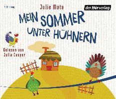 Cover-Bild zu Mata, Julie: Mein Sommer unter Hühnern