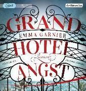 Cover-Bild zu Garnier, Emma: Grandhotel Angst