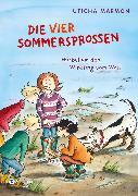 Cover-Bild zu Marmon, Uticha: Die vier Sommersprossen - Wirbel um den Winzling vom Watt (eBook)
