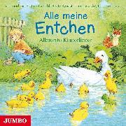 Cover-Bild zu Maske, Ulrich: Alle meine Entchen (Audio Download)