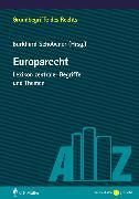 Cover-Bild zu Schöbener, Burkhard: Europarecht (eBook)