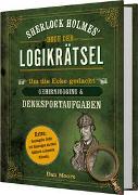 Cover-Bild zu Moore, Dan: Sherlock Holmes' Buch der Logikrätsel