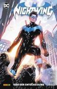 Cover-Bild zu Jurgens, Dan: Nightwing