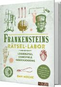 Cover-Bild zu Moore, Dan: Frankensteins Rätsel-Labor - Logikrätsel, Denkspiele, Gehirnjogging