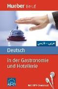 Cover-Bild zu Deutsch in der Gastronomie und Hotellerie von Albrecht, Urte