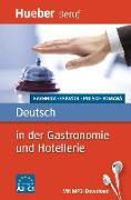 Cover-Bild zu Berufssprachführer: Deutsch in der Gastronomie und Hotellerie von Albrecht, Urte