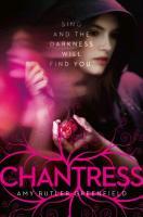 Cover-Bild zu Greenfield, Amy Butler: Chantress