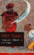 Cover-Bild zu Weil, Gustav: 1001 Nacht: Arabische Märchen und Sagen (eBook)