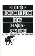 Cover-Bild zu Borchardt, Rudolf: Der Hausbesuch