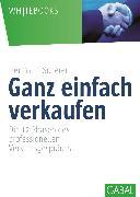 Cover-Bild zu Scherer, Hermann: Ganz einfach verkaufen (eBook)
