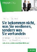 Cover-Bild zu Scherer, Hermann: Sie bekommen nicht, was Sie verdienen, sondern was Sie verhandeln (eBook)