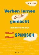Cover-Bild zu Gau, Daniela: Verben lernen leicht gemacht, Individuell trainieren, Spanisch, Verbtrainer, Mindestabnahme: 3 Exemplare