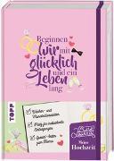 Cover-Bild zu Hensler, Carolin: Mein Bullet Journal Hochzeit - Beginnen wir mit glücklich und ein Leben lang