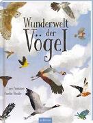 Cover-Bild zu Hensler, Carolin: Wunderwelt der Vögel
