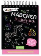 Cover-Bild zu Hensler, Carolin: Mein Mädchen-Kritzkratz-Buch