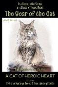 Cover-Bild zu Rusch, Kristine Kathryn: The Year of the Cat: A Cat of Heroic Heart (eBook)