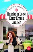 Cover-Bild zu Eisenschink, Nicola: Hausboot Lotte, Kater Emma und ich
