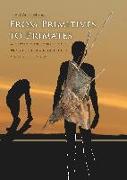 Cover-Bild zu Reybrouck, David Van: FROM PRIMITIVES TO PRIMATES