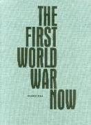 Cover-Bild zu Van Reybrouck, David: The First World War Now