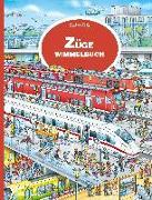 Cover-Bild zu Lohr, Stefan (Illustr.): Züge Wimmelbuch