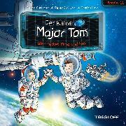 Cover-Bild zu Flessner, Bernd: Der kleine Major Tom. Hörspiel 11: Wer rettet Ming und Hu? (Audio Download)