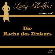 Cover-Bild zu Kluckert, Jürgen (Gelesen): Folge 90: Die Rache des Zinkers (Audio Download)