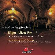 Cover-Bild zu Poe, Edgar Allan: Meister des Schreckens, Folge 1: Der Magnetiseur / Der Fall Waldemar (Audio Download)