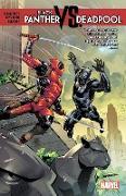 Cover-Bild zu Kibblesmith, Daniel (Ausw.): Black Panther vs. Deadpool