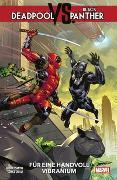 Cover-Bild zu Kibblesmith, Daniel: Deadpool vs. Black Panther